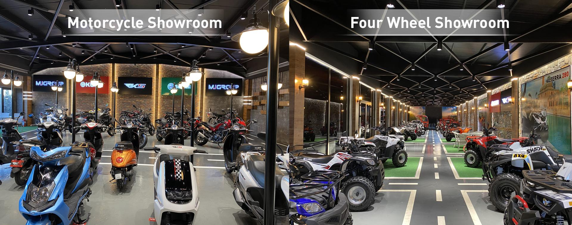 Motosiklet / ATV Showroom