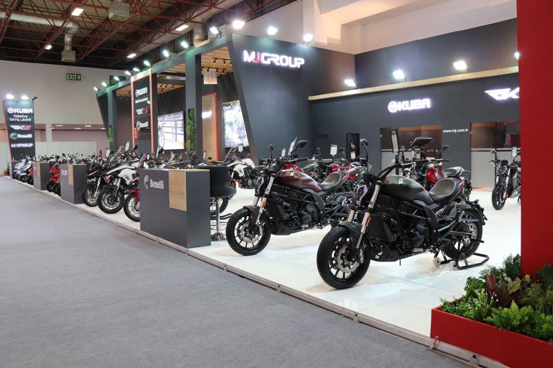 2019 MOTOBIKE FAIR WAS SHOWN